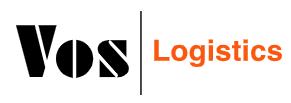 Vos Logistics logo