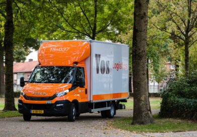 Vos Logistics realiseert 9% omzetgroei in 2019
