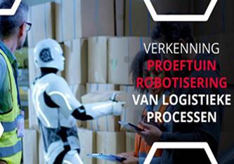 11 januari 2021: Verkenning proeftuin robotisering van logistieke processen Vijfsterren Logistiek