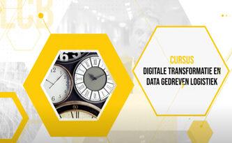 5 maart 2021: LCB Cursus: Digitale Transformatie en Data Gedreven Logistiek Vijfsterren Logistiek
