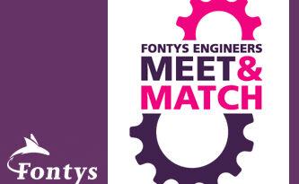 8 april 2021: Fontys Engineers Meet & Match Vijfsterren Logistiek